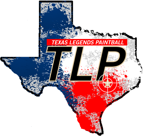 Texas Legends Paintball Logo